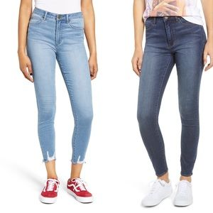 Two pair jeans Nordstrom